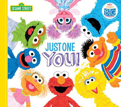 Cover of Just One You by Sesame Street Workshop