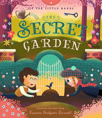 The Secret Garden Lit For Little Hands