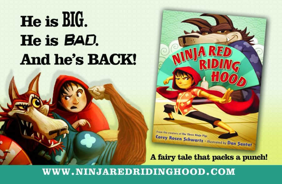 Ninja Red Riding Hood featured image